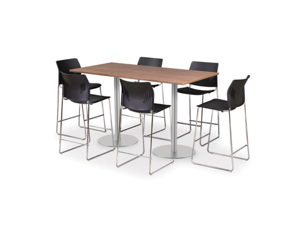 Classic Bistro Meeting Table