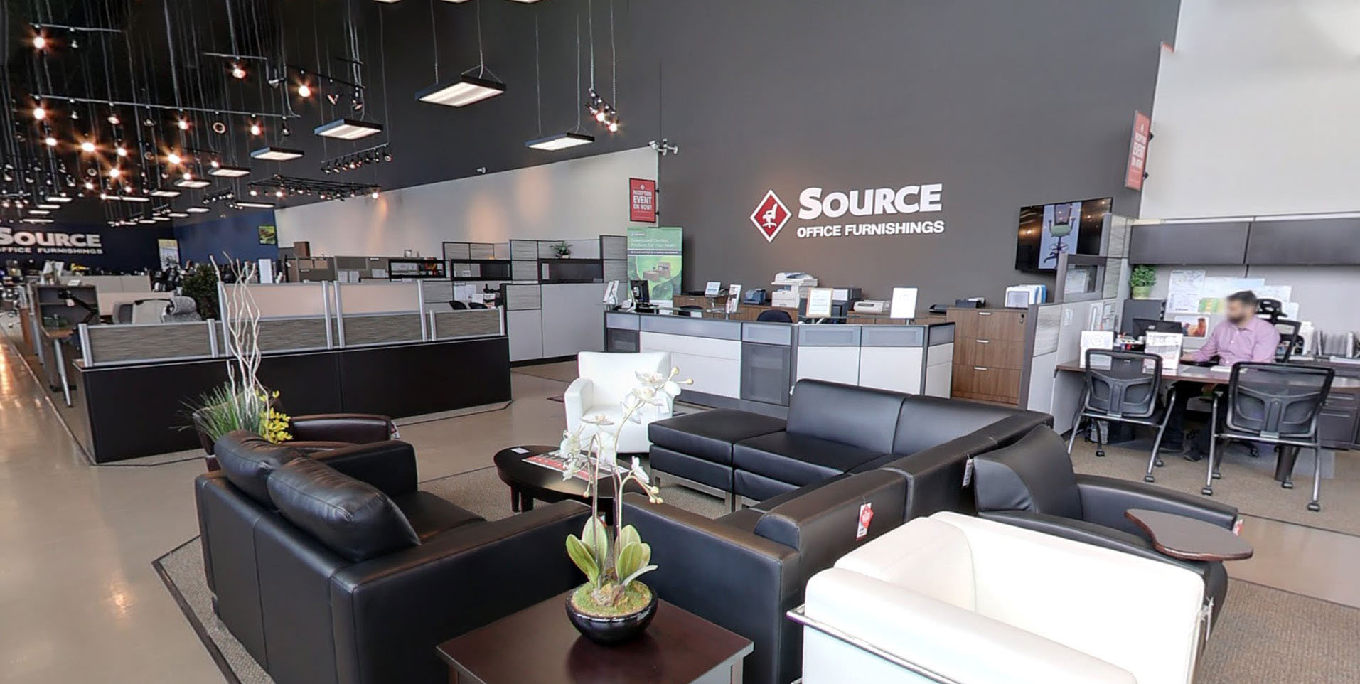 Source Office Furniture Brampton Store