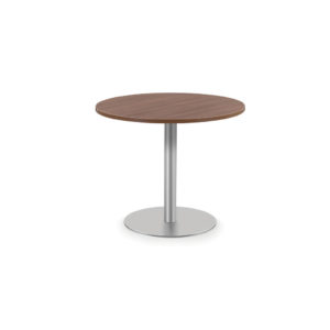 Classic Round Conference Table with Round Base
