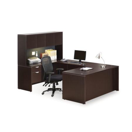"Classic 66"" Executive Workstation"