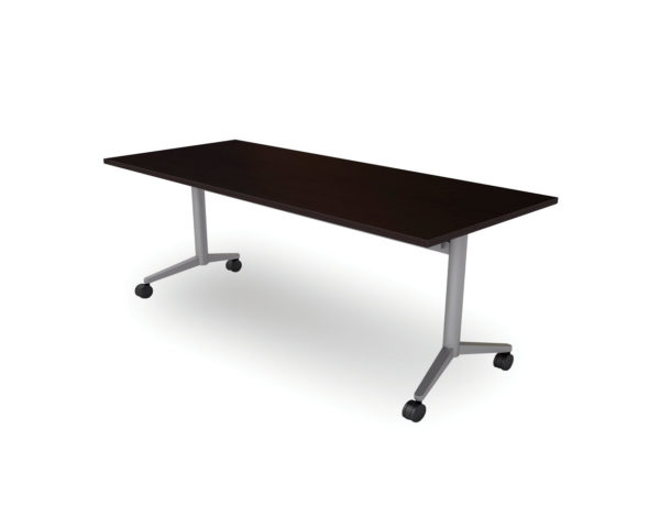 Flip Top Table without Modesty Panel