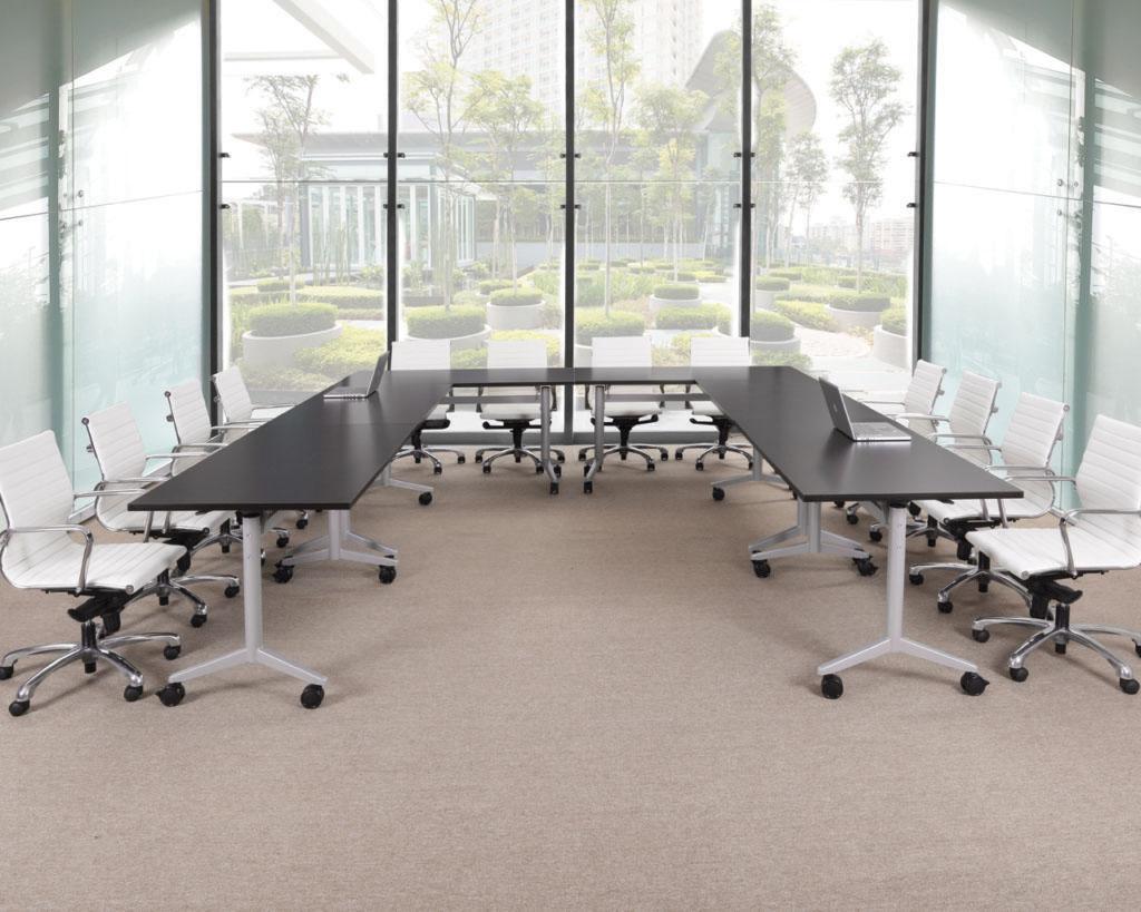 Teamwork Flip Top Tables