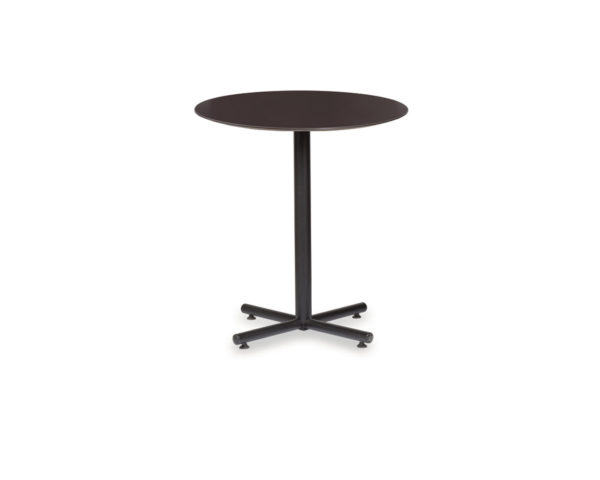 Classic Traditional Bistro Bevel Edge Round Table