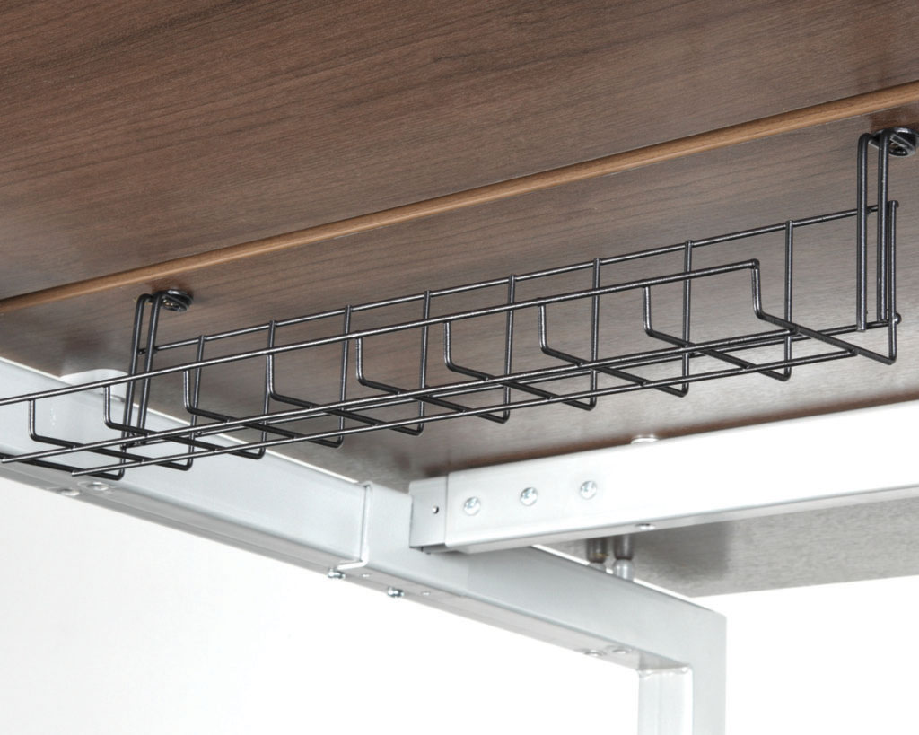 Single Wire Management Tray