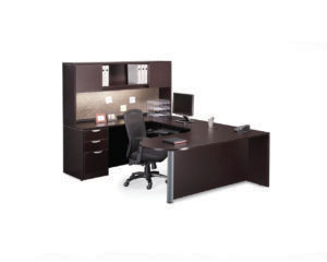 Executive Bullet Desk Package