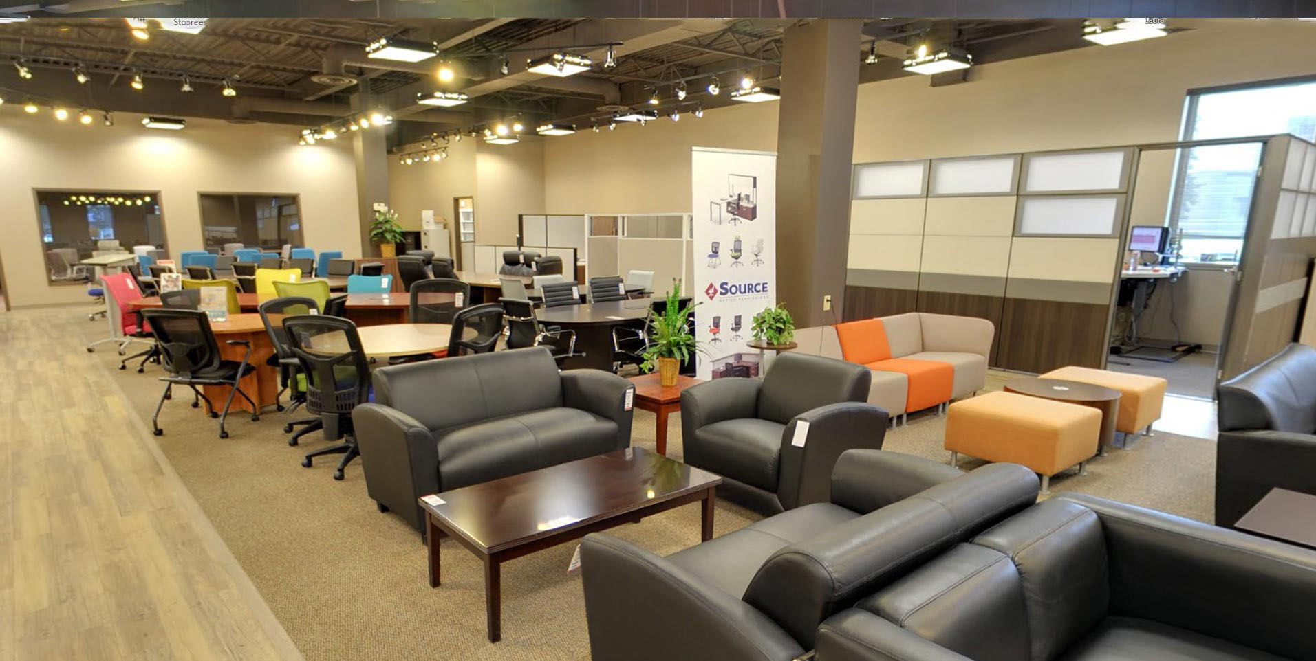 Calgary office furniture source office furniture for Office furniture stores