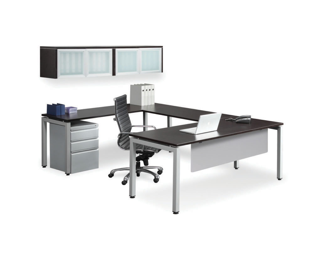 Elements U-Shaped Desk
