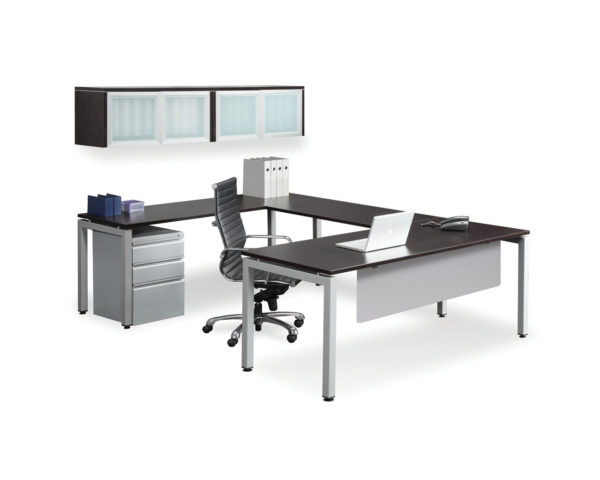 Elements U-Shaped Desk