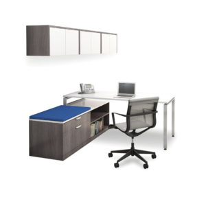 Elements Plus U-Leg Workstation