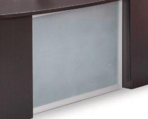 Glass Modesty Panel
