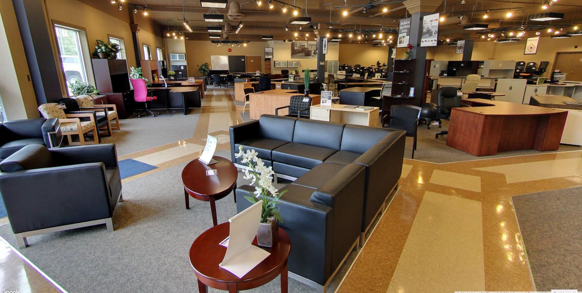 Office Furniture: Source Office Furniture Kelowna Store