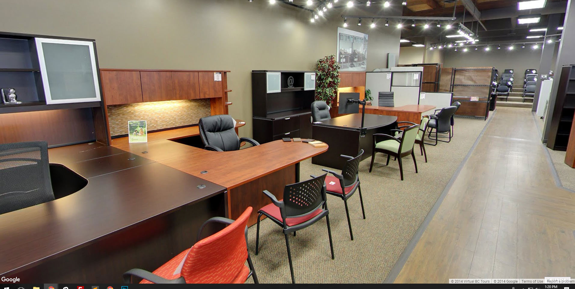Used office furniture vancouver bc