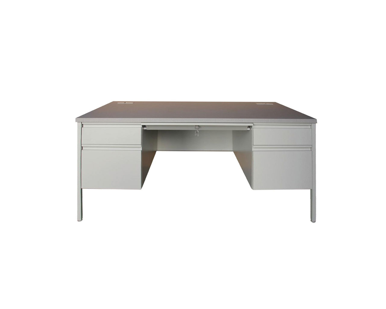 Steelwise Metal Desk