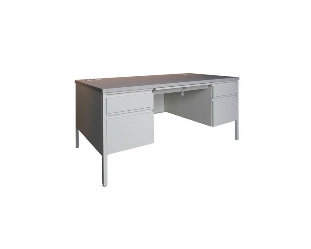 Steelwise Metal Desk