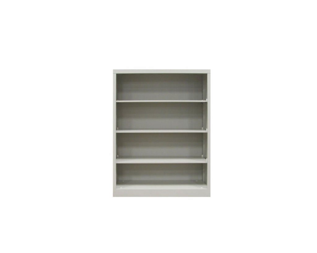 "Steelwise Metal 47"" Bookshelf"