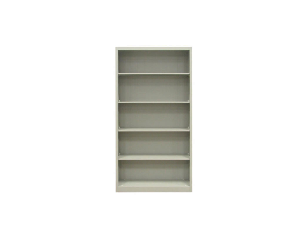 "Steelwise Metal 71"" Bookshelf"