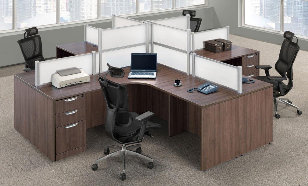 Borders Plus Collection Reception Desks Amp Workstations