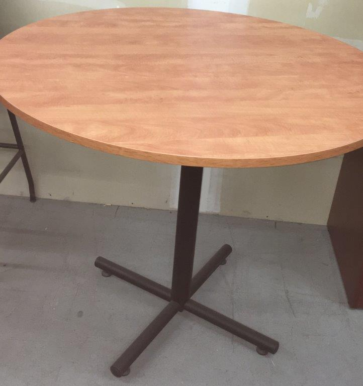 Round Conference Table Source Office Furniture - Hon 42 round conference table