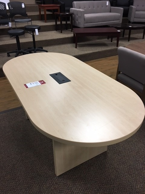 Conference Table in Maple
