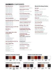 Elements Component Guide