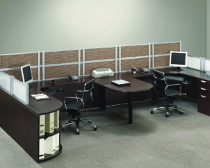 Executive Borders Workstation