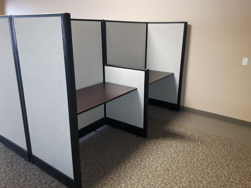 office pod furniture. 4-person Workstation Pod. Office Pod Furniture O