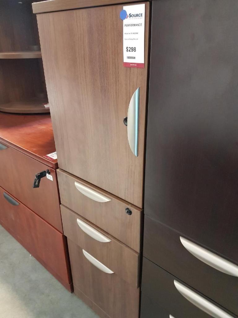 Stack-on storage/filing