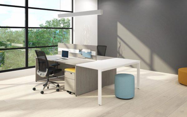 Take Off Desking & Benching