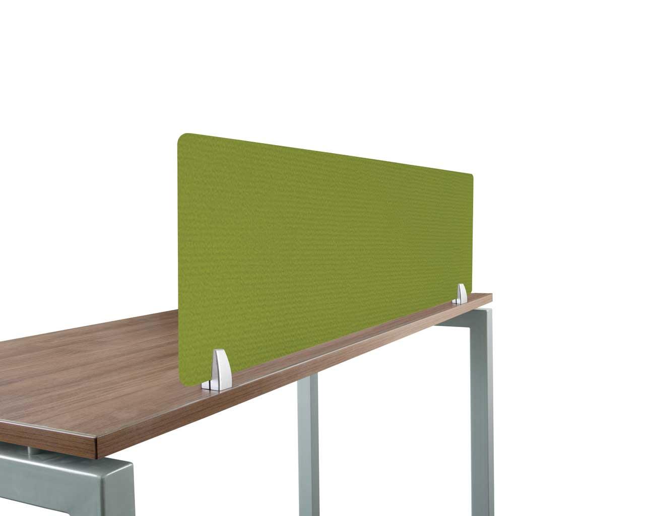 Green Fabric Panel