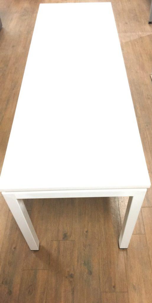 White Elements Desk