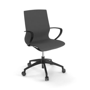 Maric Chair in Charcoal