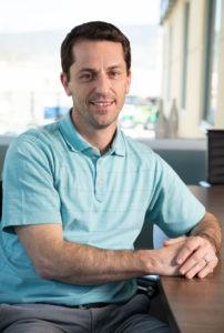 Source Kelowna employee, Rob Visnjak