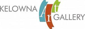 Kelowna art gallery logo