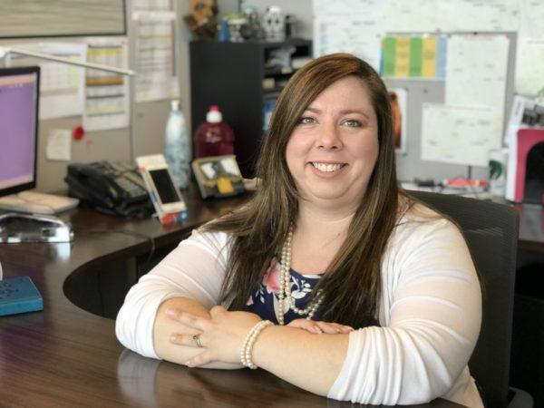 Sales consultant Amanda Pike