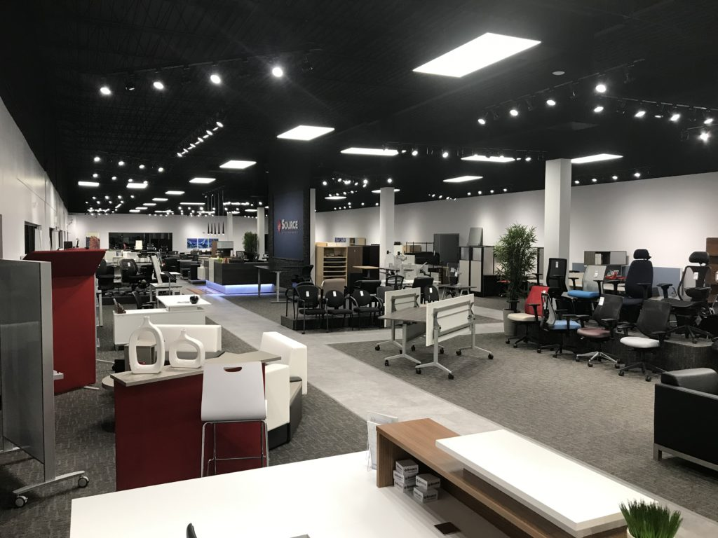 Office Furniture: New Source Regina Store Location