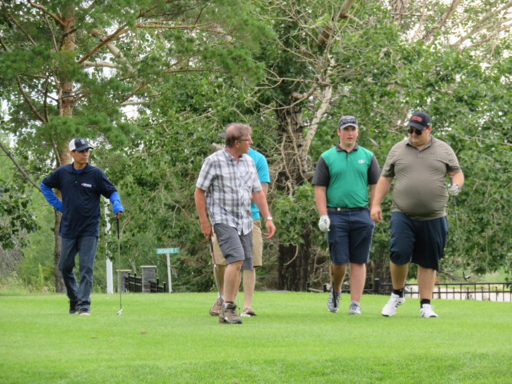 Source Saskatoon First Annual Golf Tournament 012