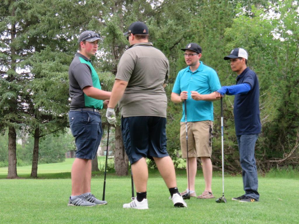 Source Saskatoon First Annual Golf Tournament 039