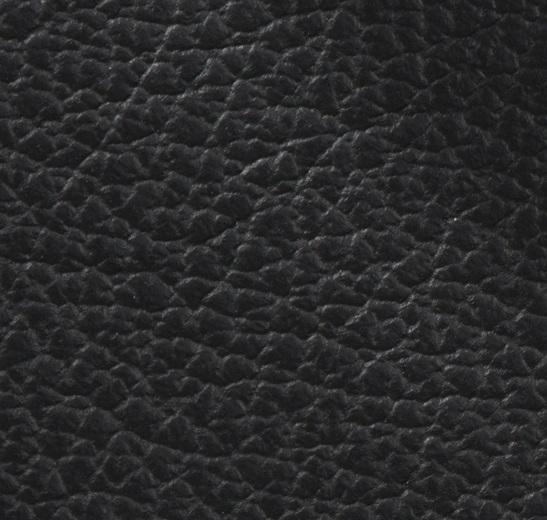 Premium Black Leather
