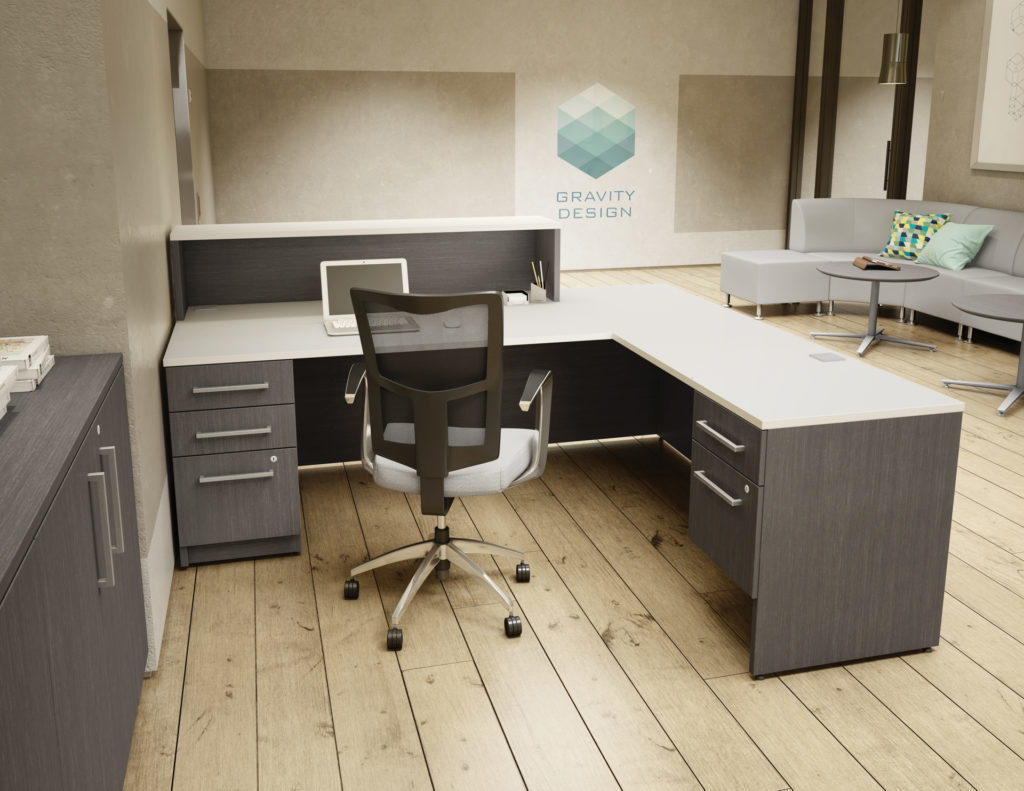 Logiflex Millenium desk
