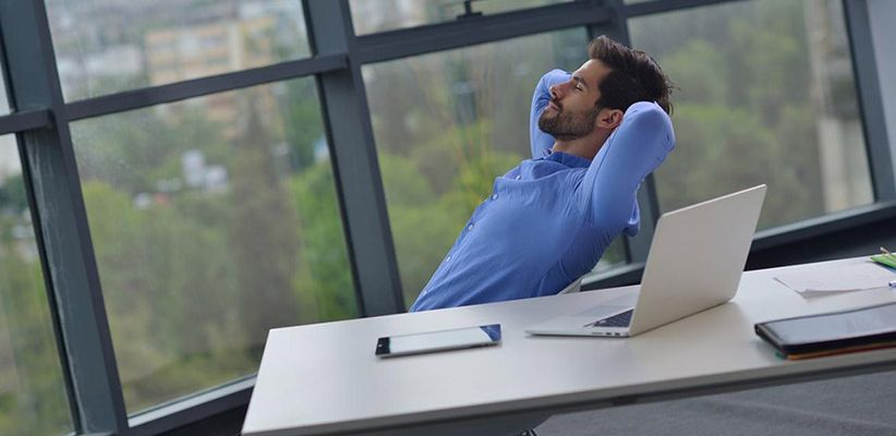 Office Relaxation Tips