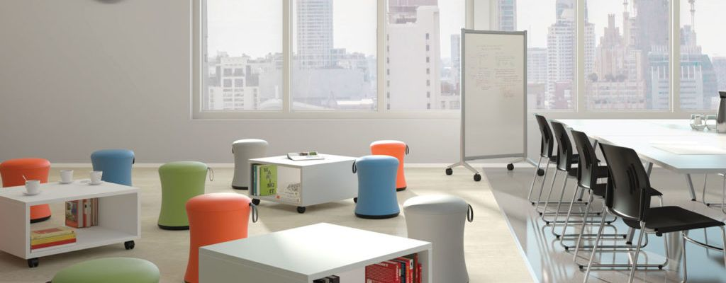 Get Moving: Office Furniture And Your Health