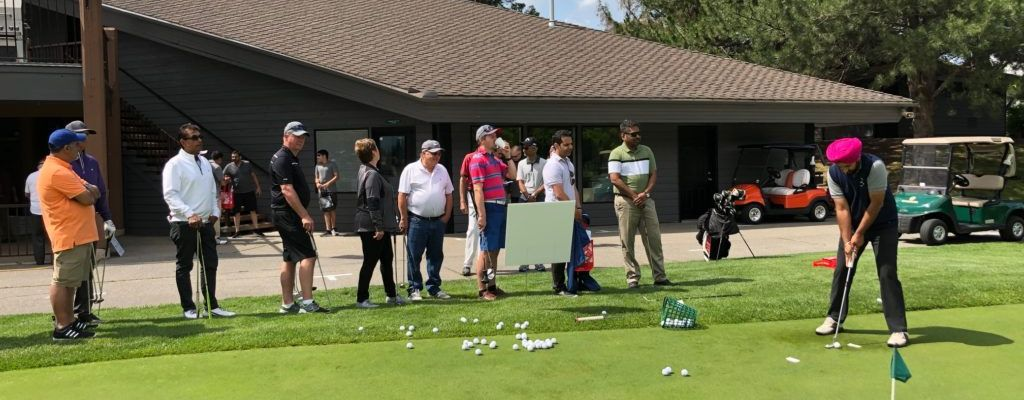 Kamloops IndoCan Links Golf Tournament