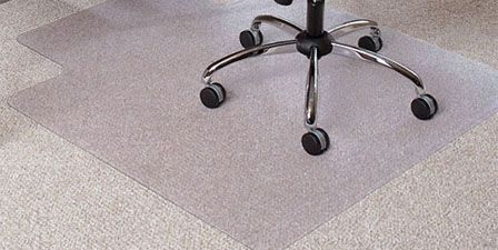 Chairmats: A Kinder Way to Treat Your Floor