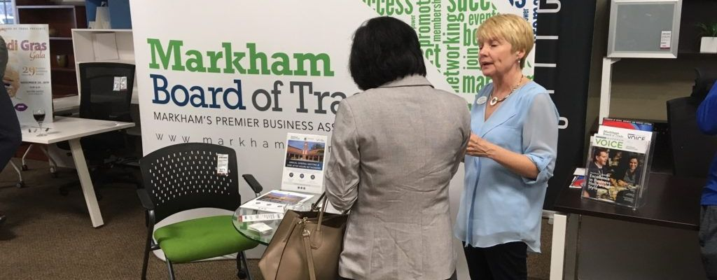 Networking for Success: Markham B2B Expo