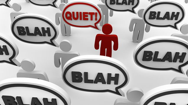 Shush! 8 Ways to Make Your Cubicle Quieter