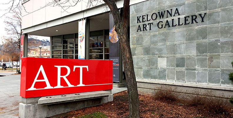 Community Spirit: Kelowna Art Gallery Event